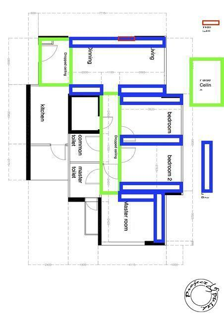 430a furnville ceiling plan